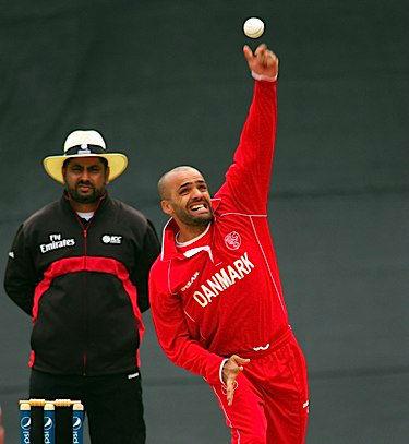 Bashir Shah bowlede strålende mod Holland-Nord