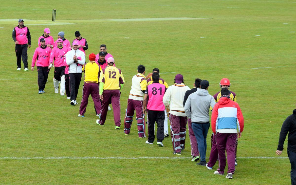 Svanholm.2 Har Vundet Twenty20-division-øst.turneringen