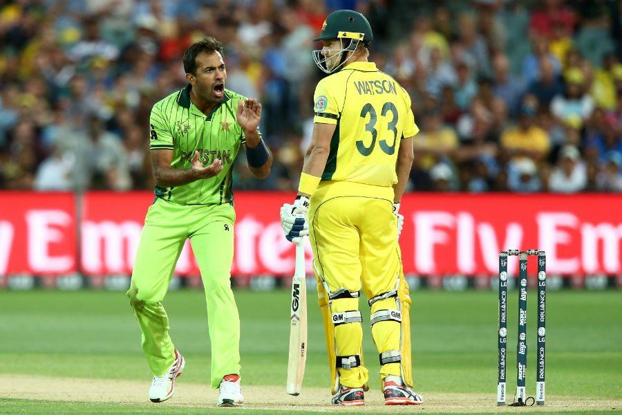 Underholdende VM-kvartfinale Mellem Australien Og Pakistan