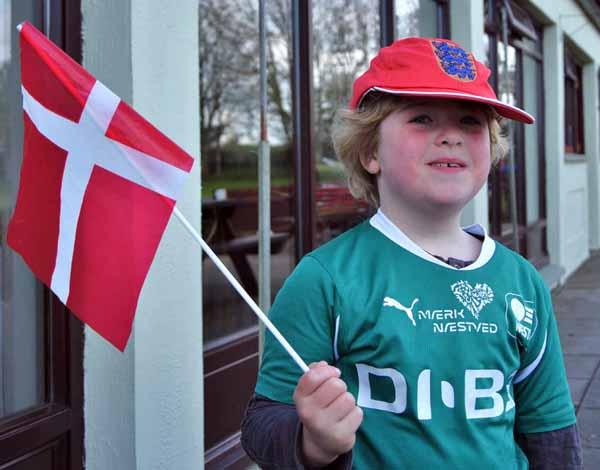 Stor Optimisme På Det Danske Hold Før Twenty20-EM