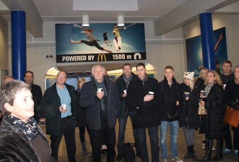 Cricket På Brøndbyøster S-station