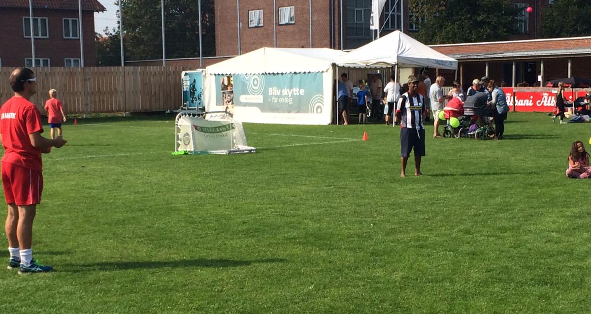 Odense Cricket Club Med I Bolbrodagen