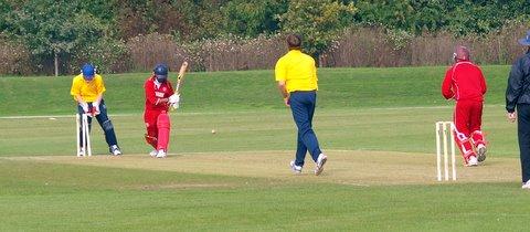 DANSK SEJR OVER Det Udvalgte Engelske Hold Club Cricket Conference
