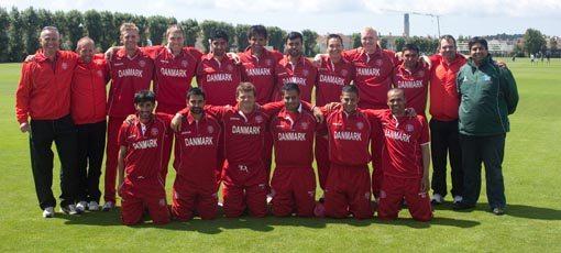 Danmarks Pulje I ICC World Cup-Twenty20 I Dubai Kunne Have Været Værre