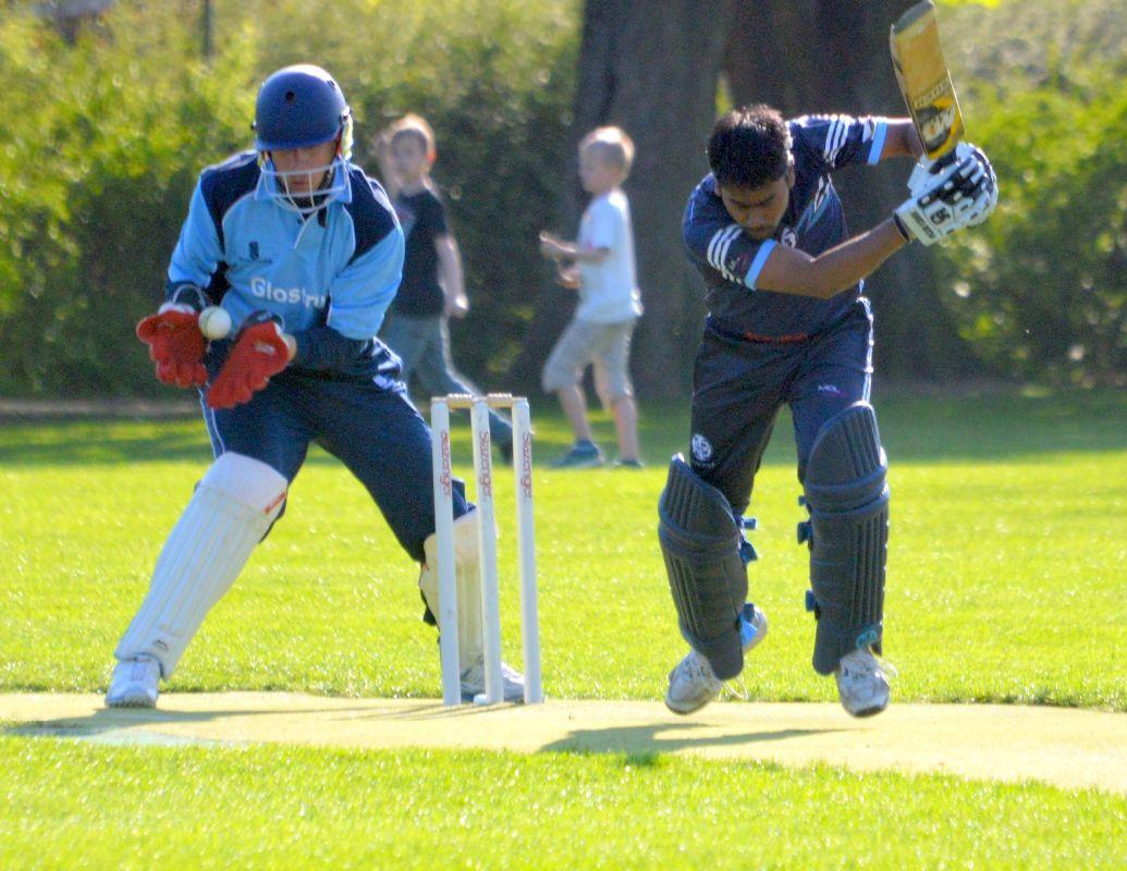 Murphys Lov Gælder Også For Cricket
