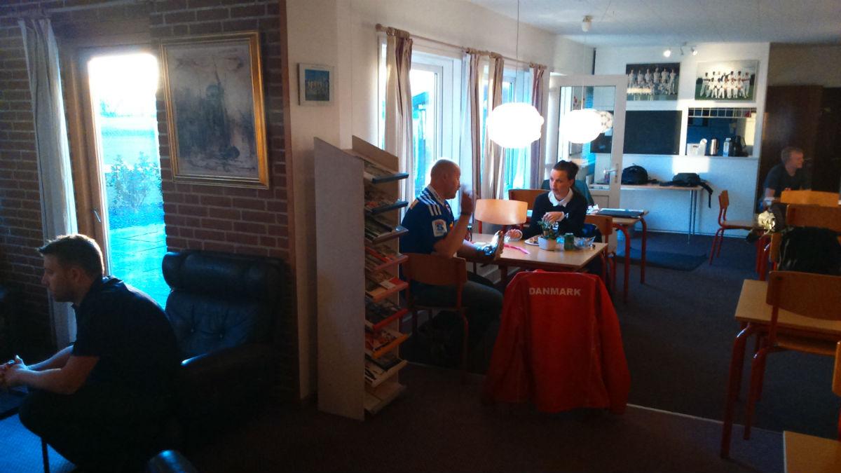 MASTERKLUB:  Vest-klubberne Delte Erfaringer Og Diskuterede Frivillige