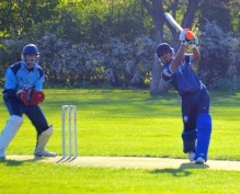 Yasir Iqbal passerer sine 100 points