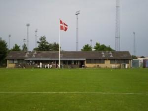 Køge CC flager for asylsøgerne fra Næstved